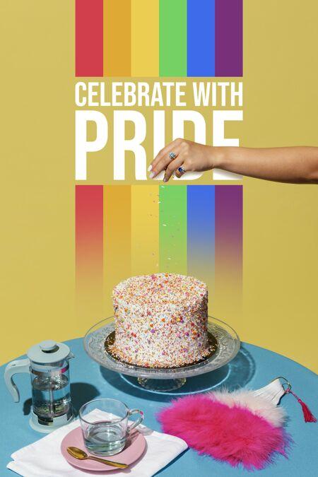 世界自豪日蛋糕派对安排