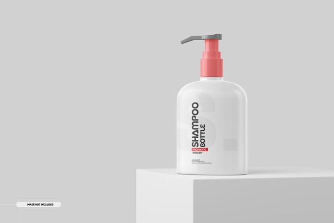 化妆品瓶罐模型