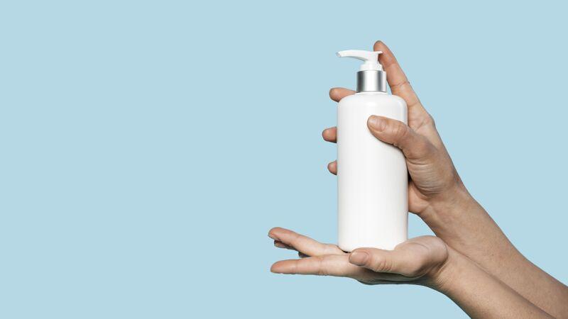 模拟洗手皂